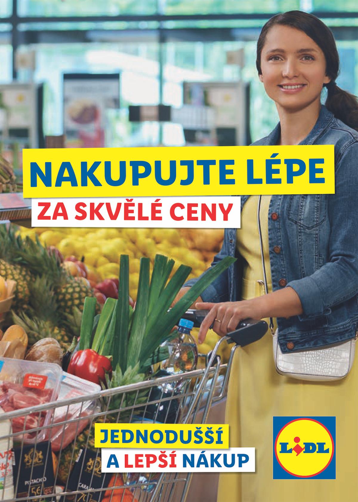 Z kampaně Lidlu