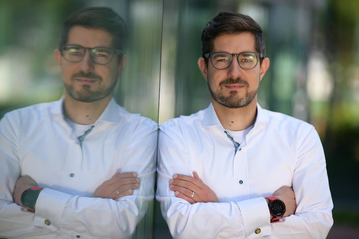Martin Vlnas řídí firemní vydavatelství Partners Media