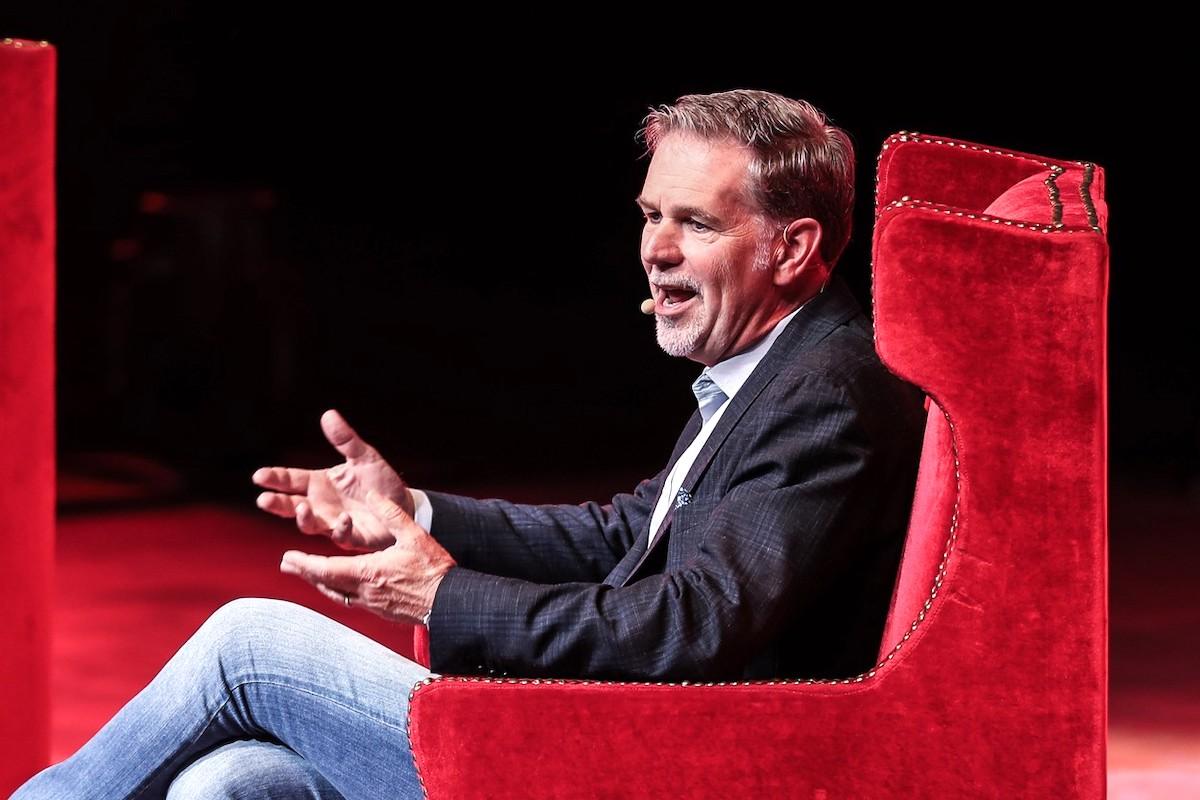 Reed Hastings. Foto: Profimedia.cz