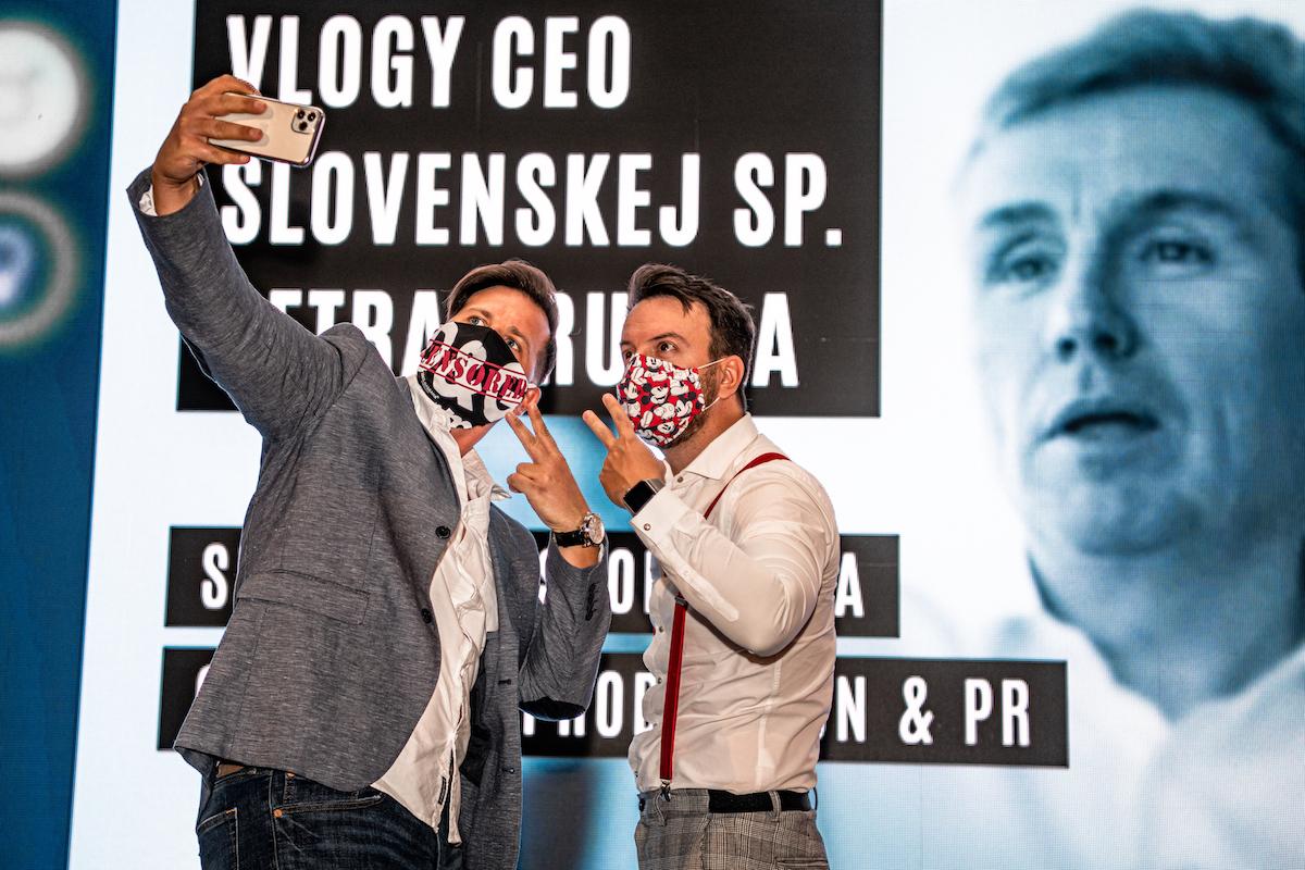Agentura Donath Business & Media získala 2. místo v kategorii Finanční služby za Vlogy šéfa Slovenskej sporiteľne Petra Krutila