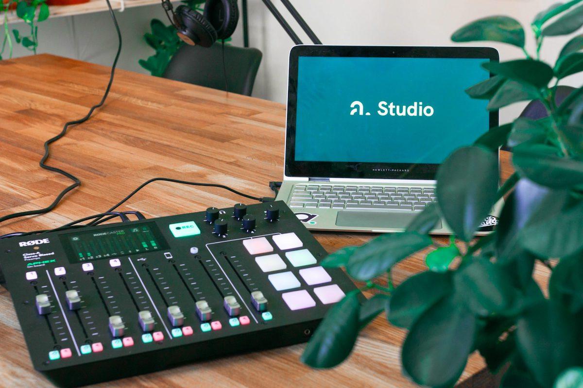 Advertia Podcast Studio