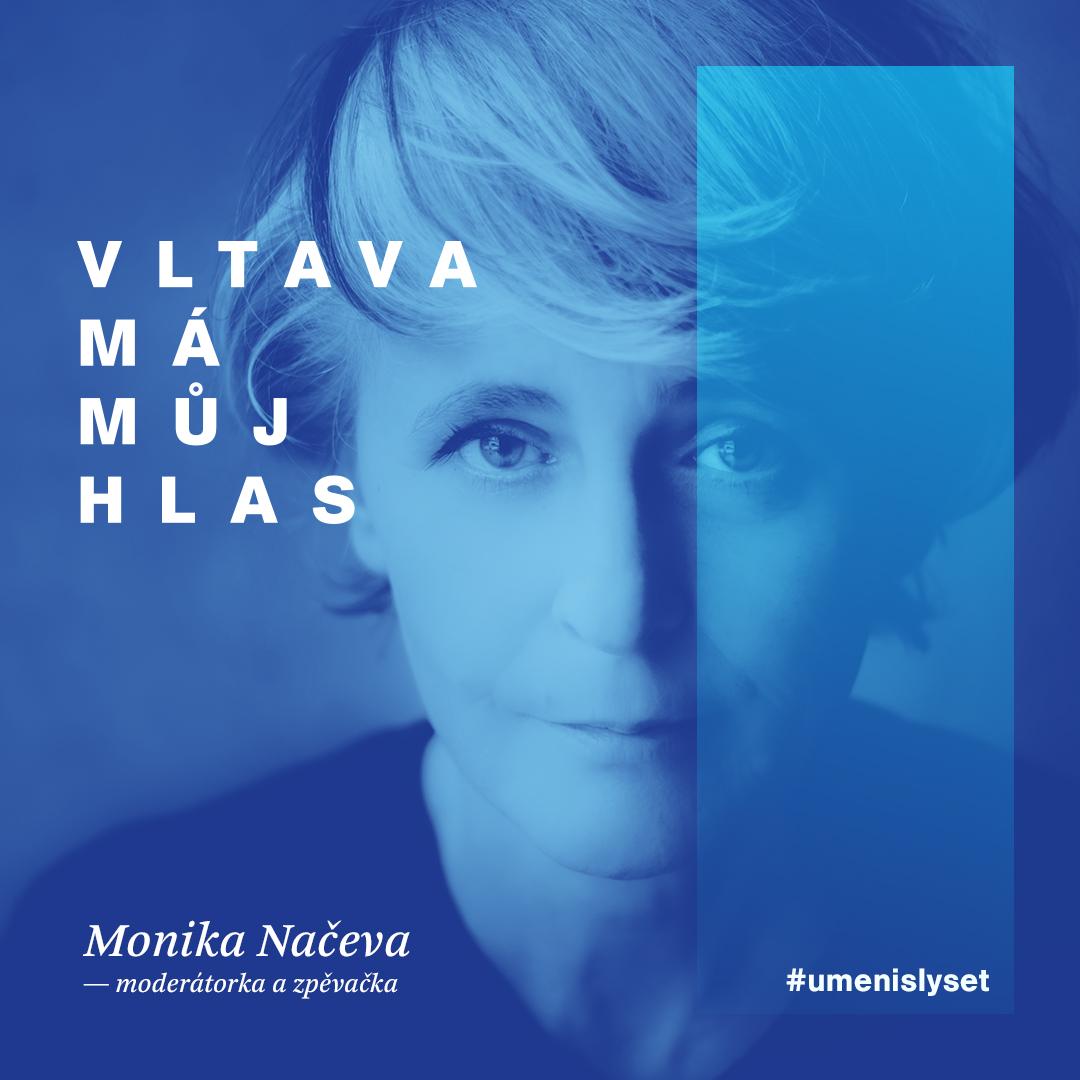 Vltava má můj hlas: Monika Načeva