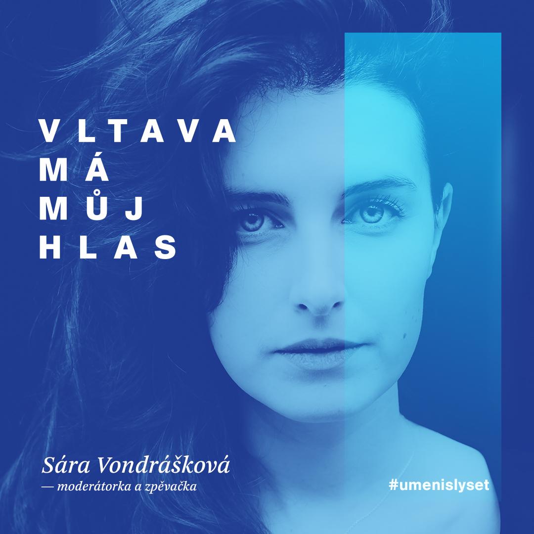 Vltava má můj hlas: Sára Vondrášková
