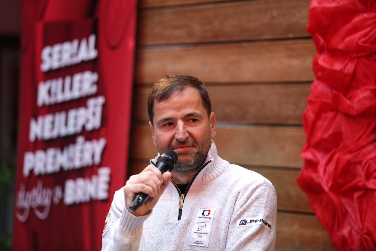Robert Záruba. Foto: Jiří Salík Sláma