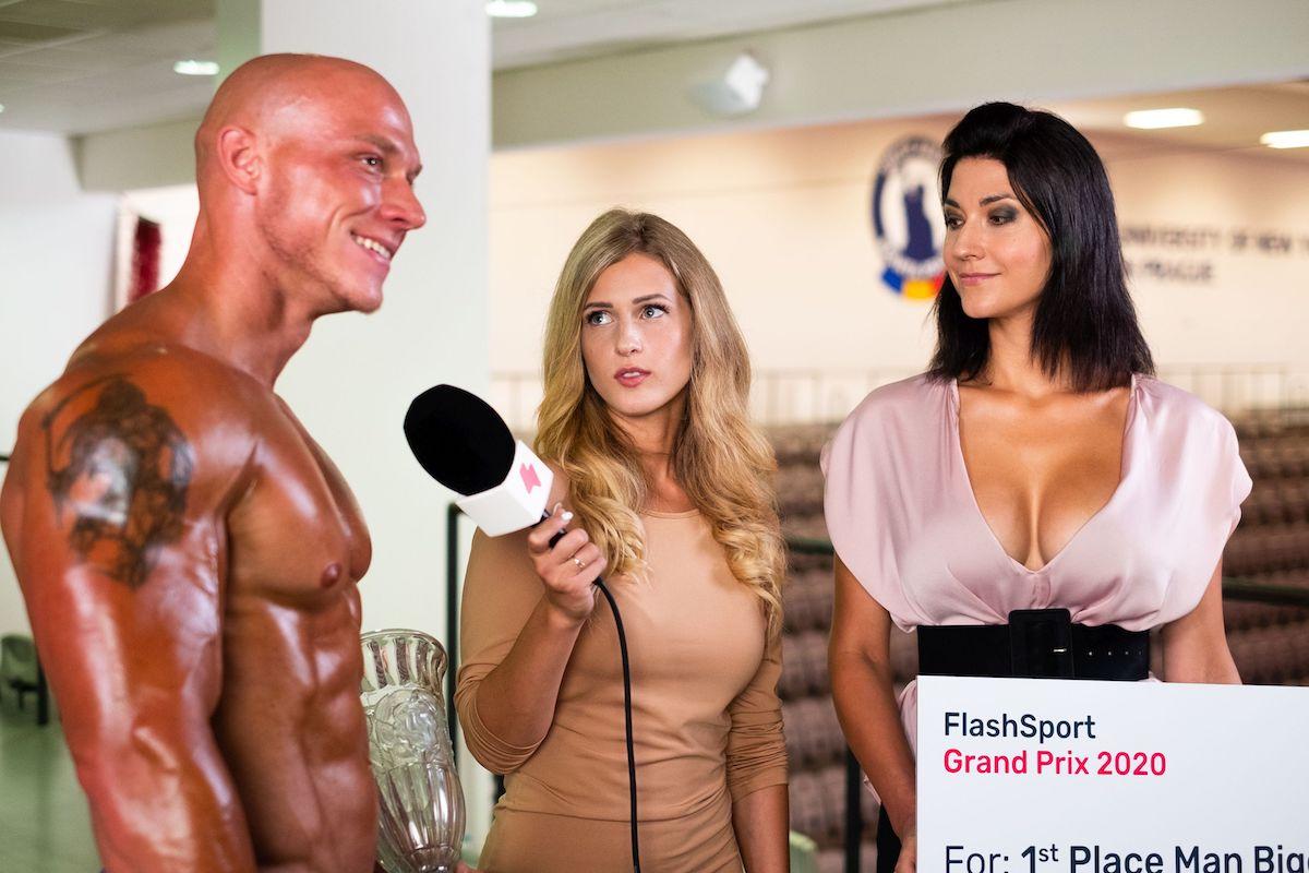 Z natáčení kampaně Livesportu