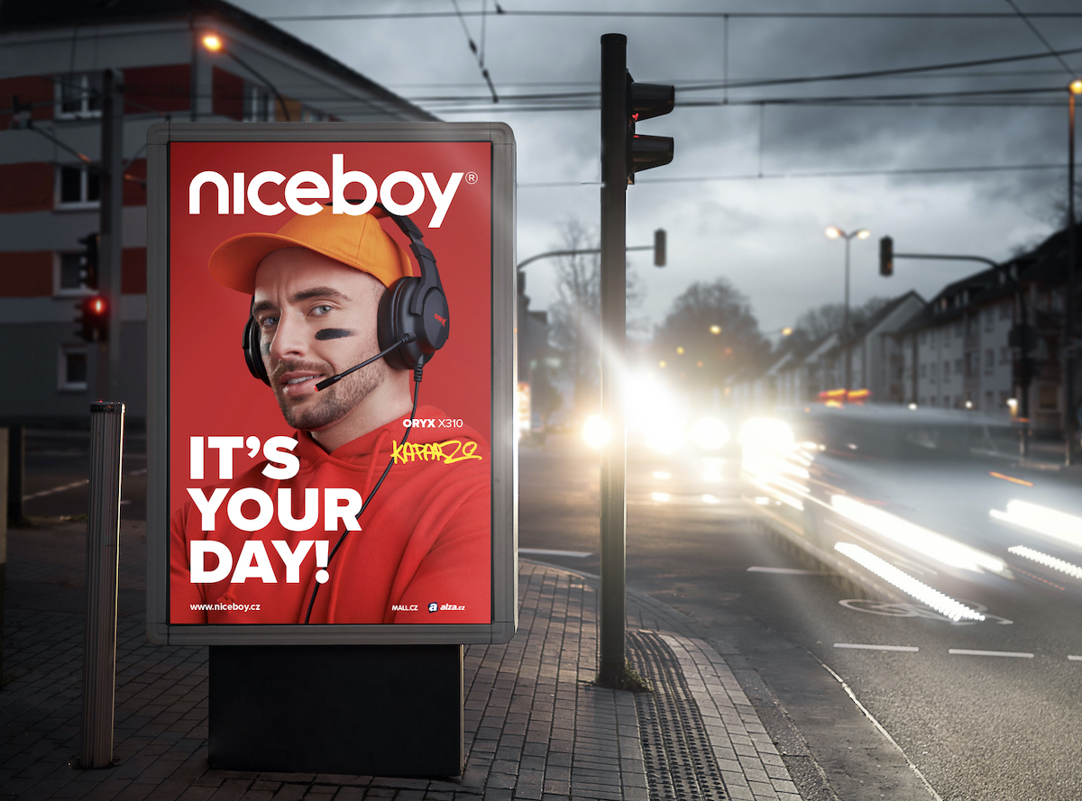 Niceboy: It's Your Day