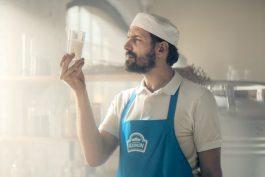 Pravé beskydské mlékaře připomíná nový spot mlékárny Kunín, od Alice Nellis