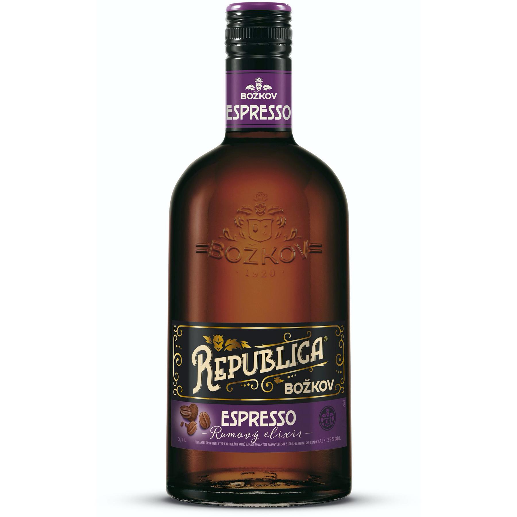 Božkov Republica Espresso