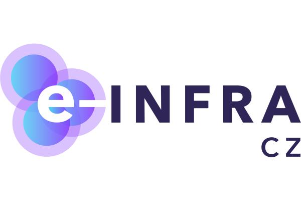 Výzkumné trio e-Infra CZ má logo odAdisonu