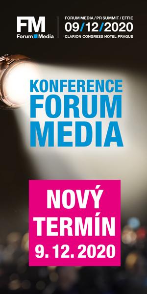 Forum Media se odsouvá na 9. prosince