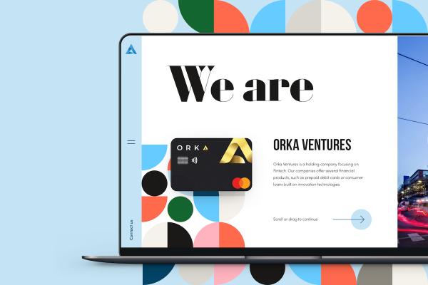 Apploud spustil sérii webů pro Orka Ventures