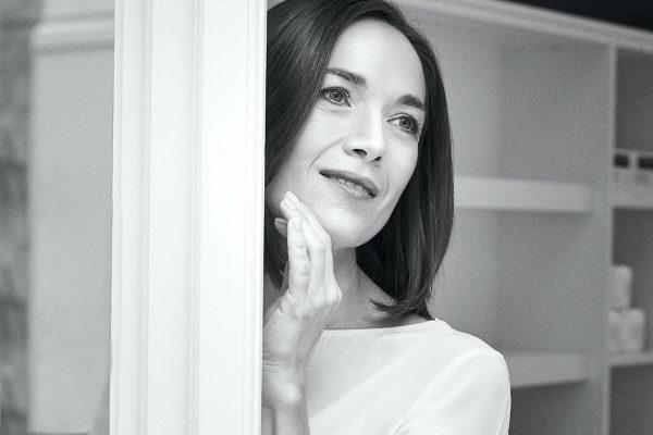 Tereza Kostková v kampani Orlane Paris