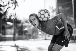 Pouliční fotbal v Barceloně zachytil pro Nike režisér Vacke s českou produkcí