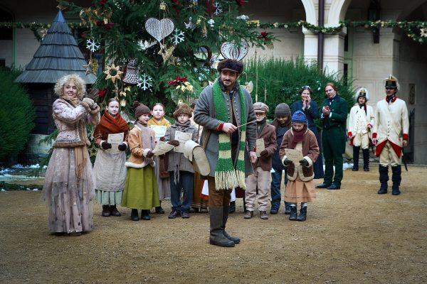 Česká televize na Vánoce uvede čtyři nové pohádky