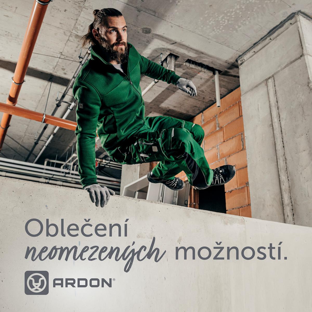 Z kampaně podzimní kolekce značky Ardon