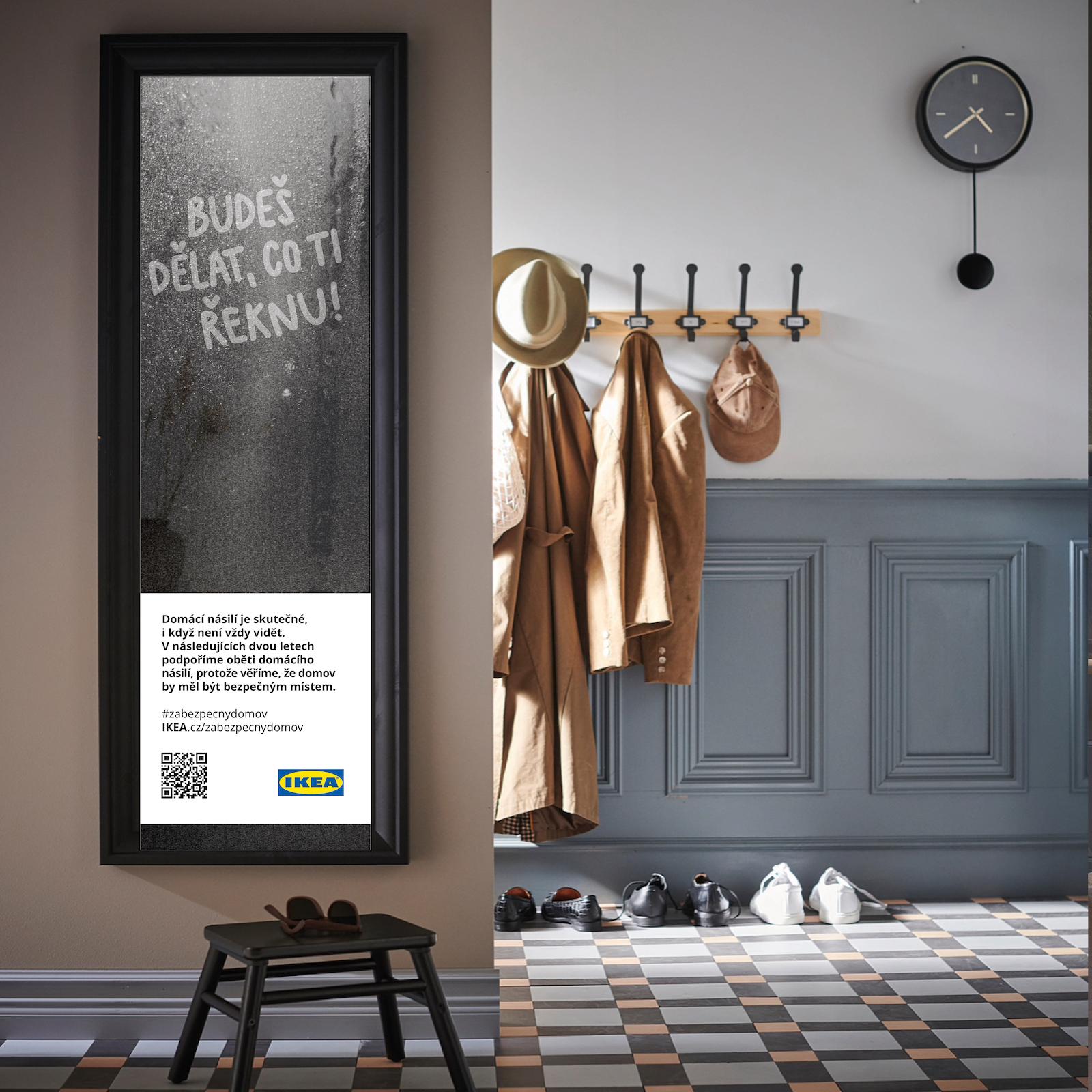 Ikea: Za bezpečný domov (Triad Advertising)