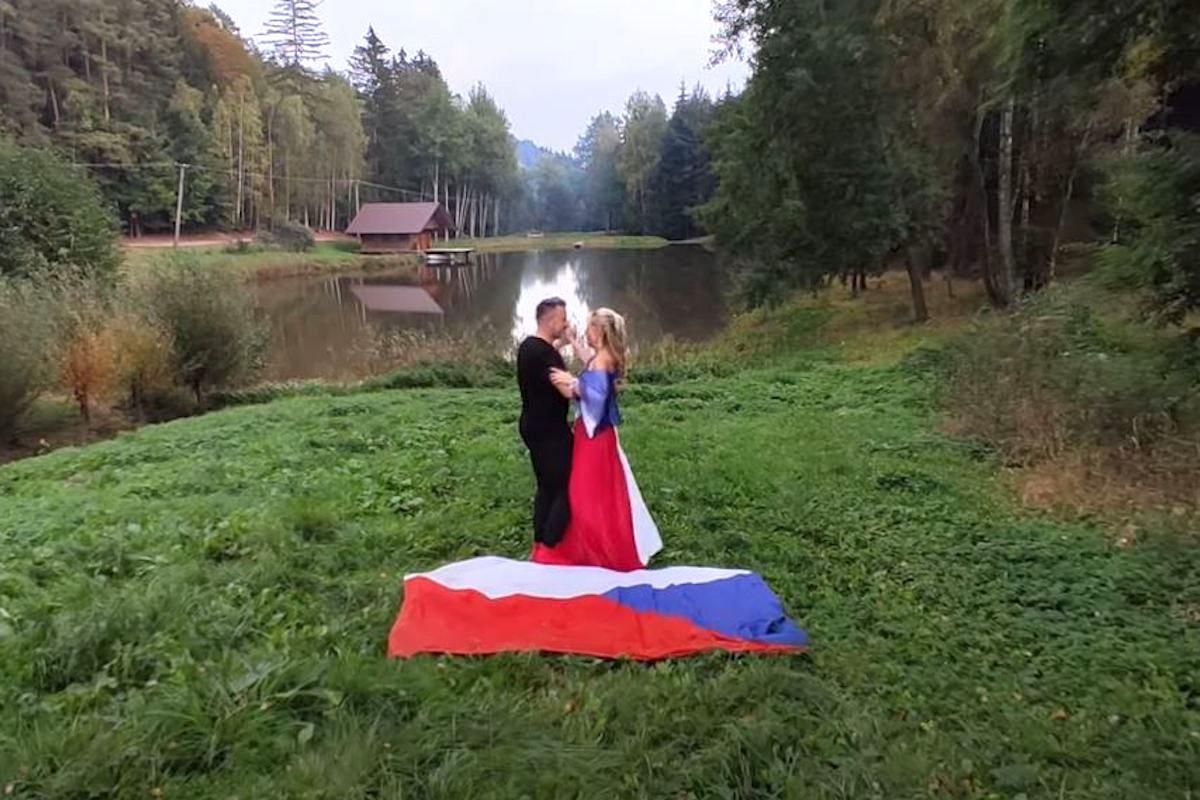 Národní příběhy budou stále větší divočina. Repro: YouTube Jiří Koběrský