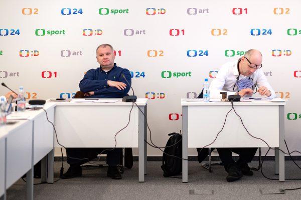 Předseda Rady ČT Kühn i místopředseda Dědič rezignovali