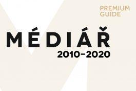 Vyjde tištěná desetiročenka Médiáře
