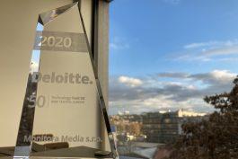 Monitora je 21. nejrychleji rostoucí technologickou firmou ve střední Evropě