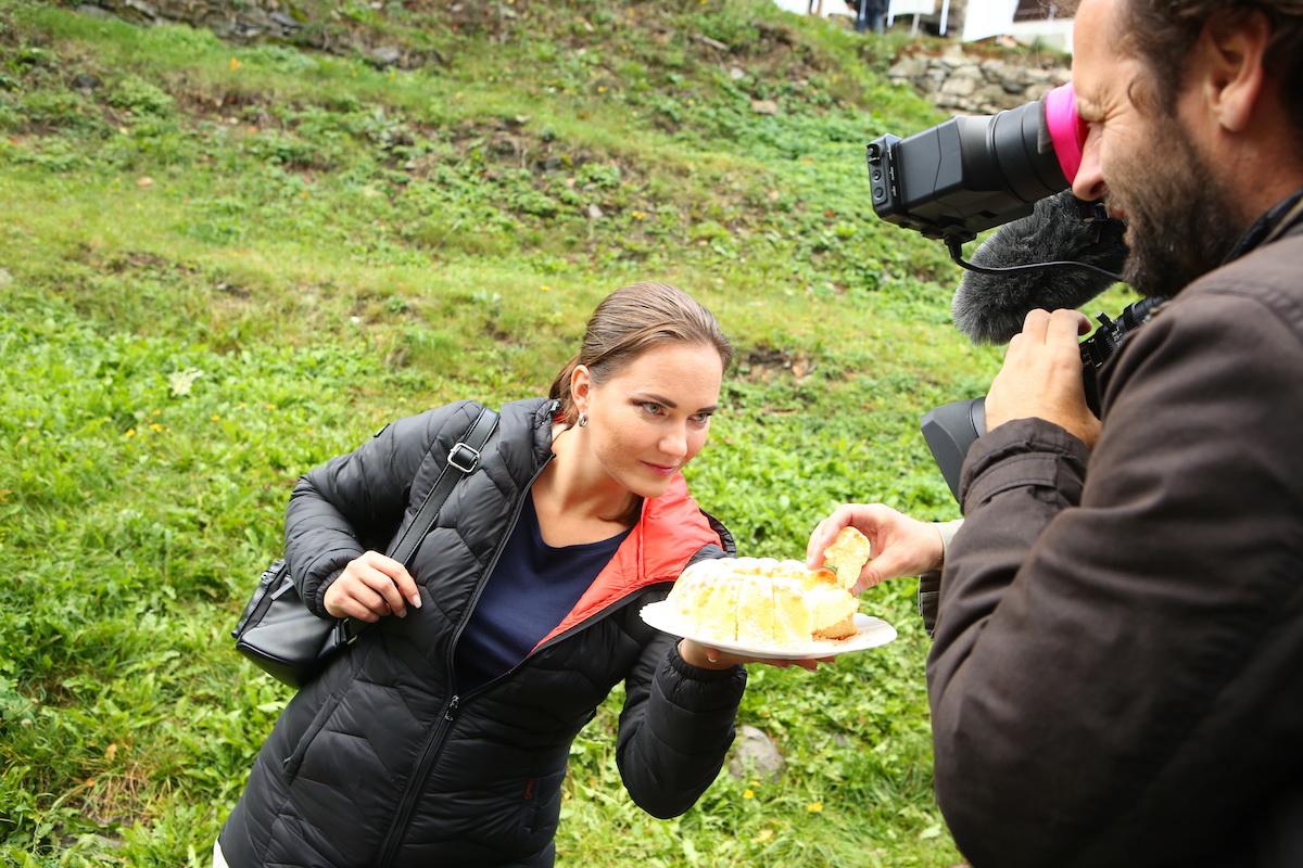 Petra Plemlová. Foto: TV Prima