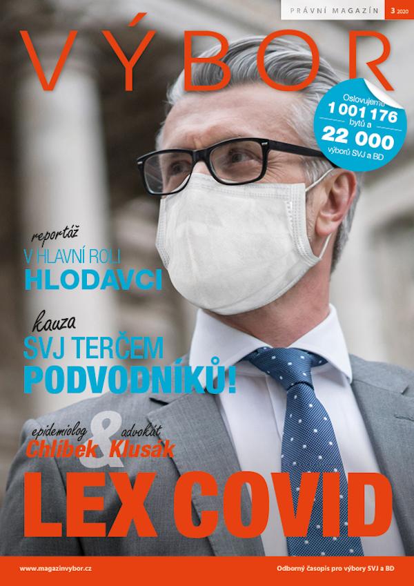 Právní magazín Výbor