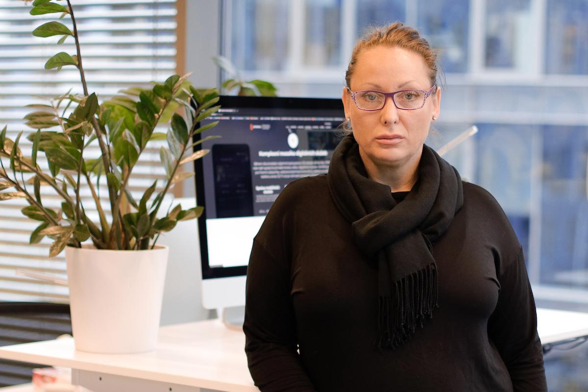 Veronika Frederiksen