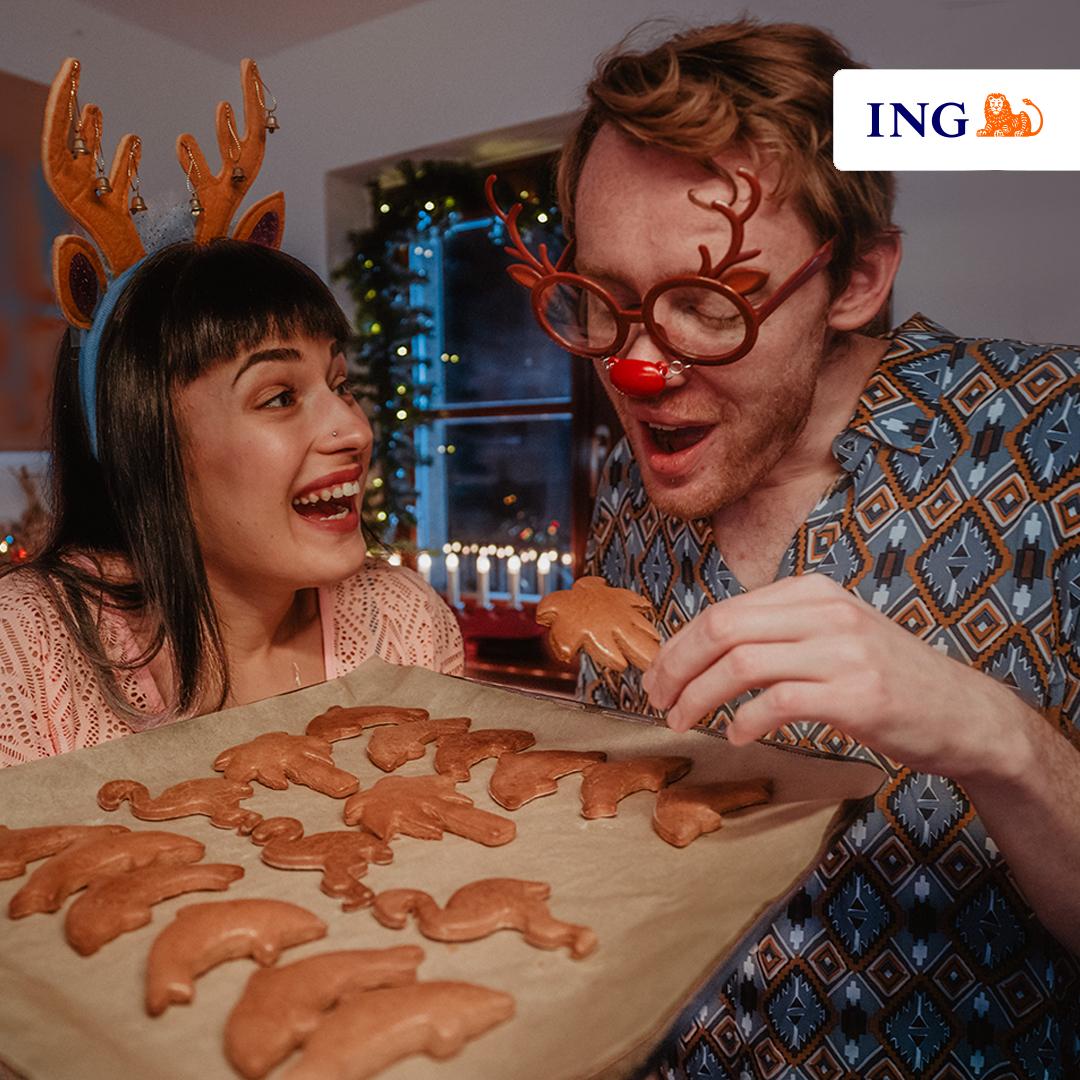 ING: Taky dobrý Vánoce (McCann Prague)