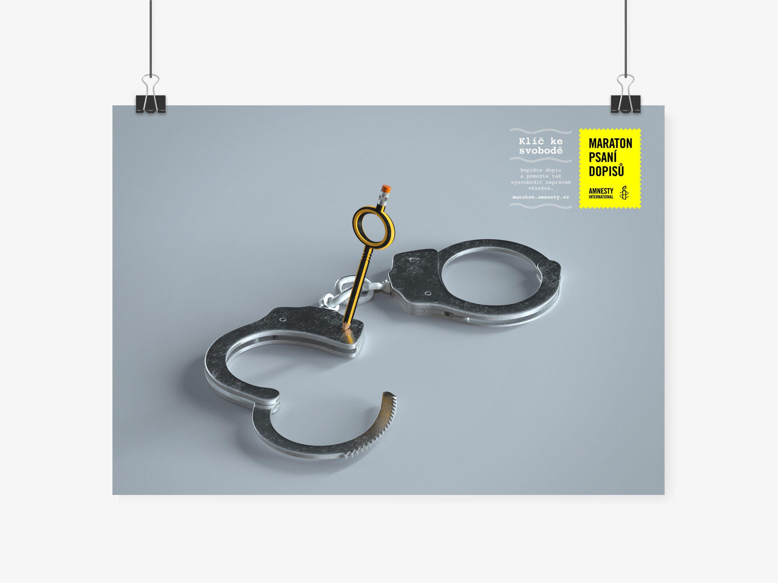Amnesty International: Maraton psaní dopisů (Story tlrs)