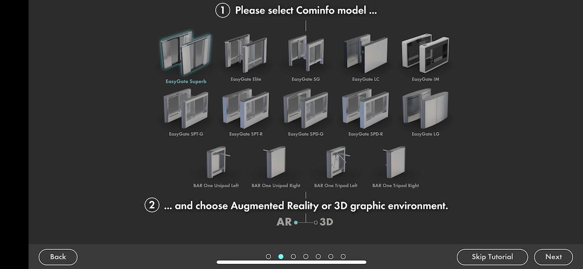 Z aplikace Cominfo