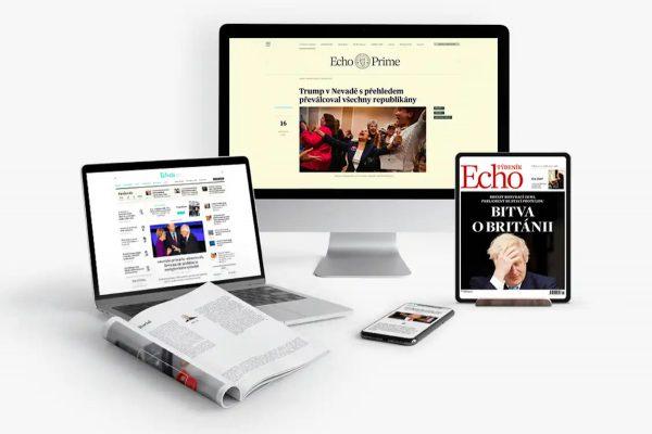 Klenor opustil Echo Media, firmu ovládá Ovčaří