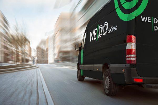 Adison pracuje pro logistického operátora WeDo