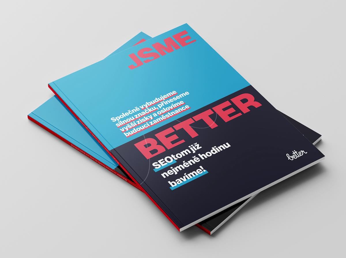 Nová vizuální identita agentury Better