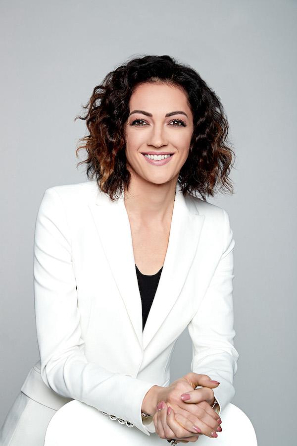 Silvia Majeská. Foto: TV Nova