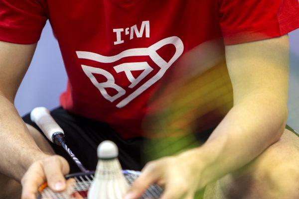 """""""I'm bad!"""" Studio Triple Bang dalo novou tvář českému badmintonu"""