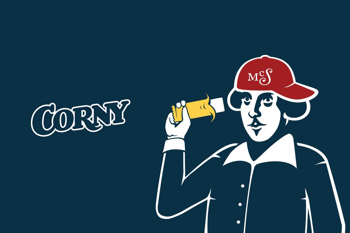 McShakespeare pro Corny