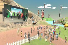 Nový positioning Microsoftu se ukázal ve virtuálním světě s avatary manažerů