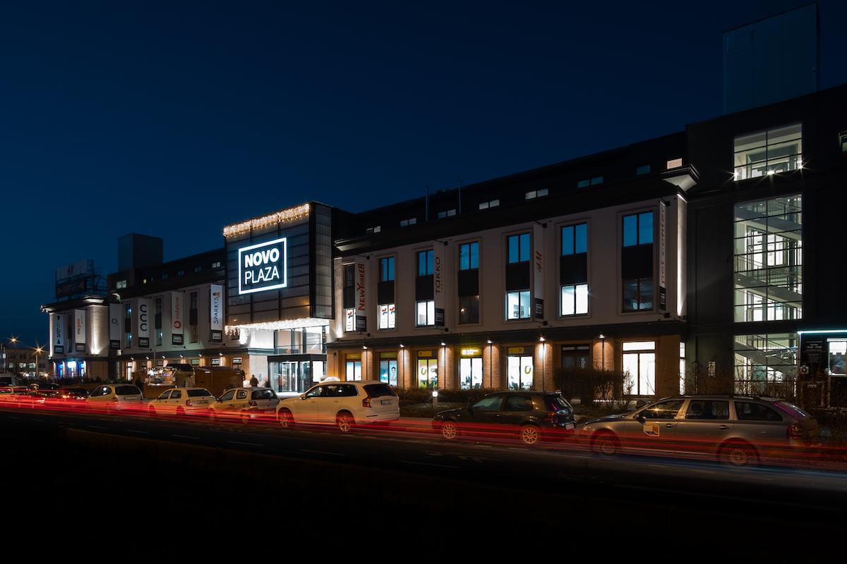 Obchodní centrum Novo Plaza