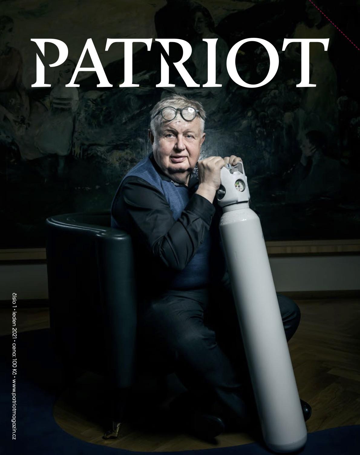 Lednový Patriot