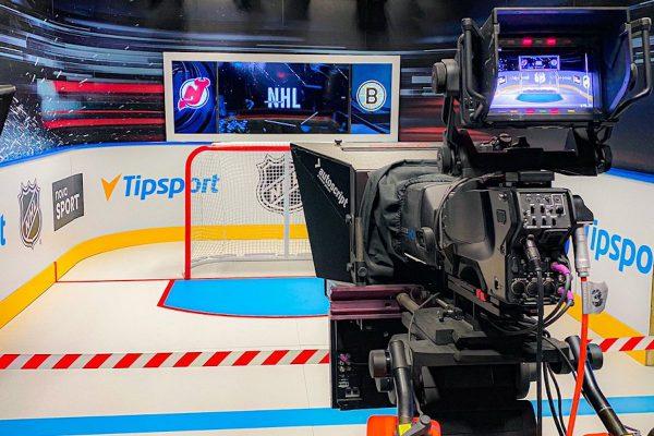 Tipsport je partnerem NHL v Česku na Slovensku