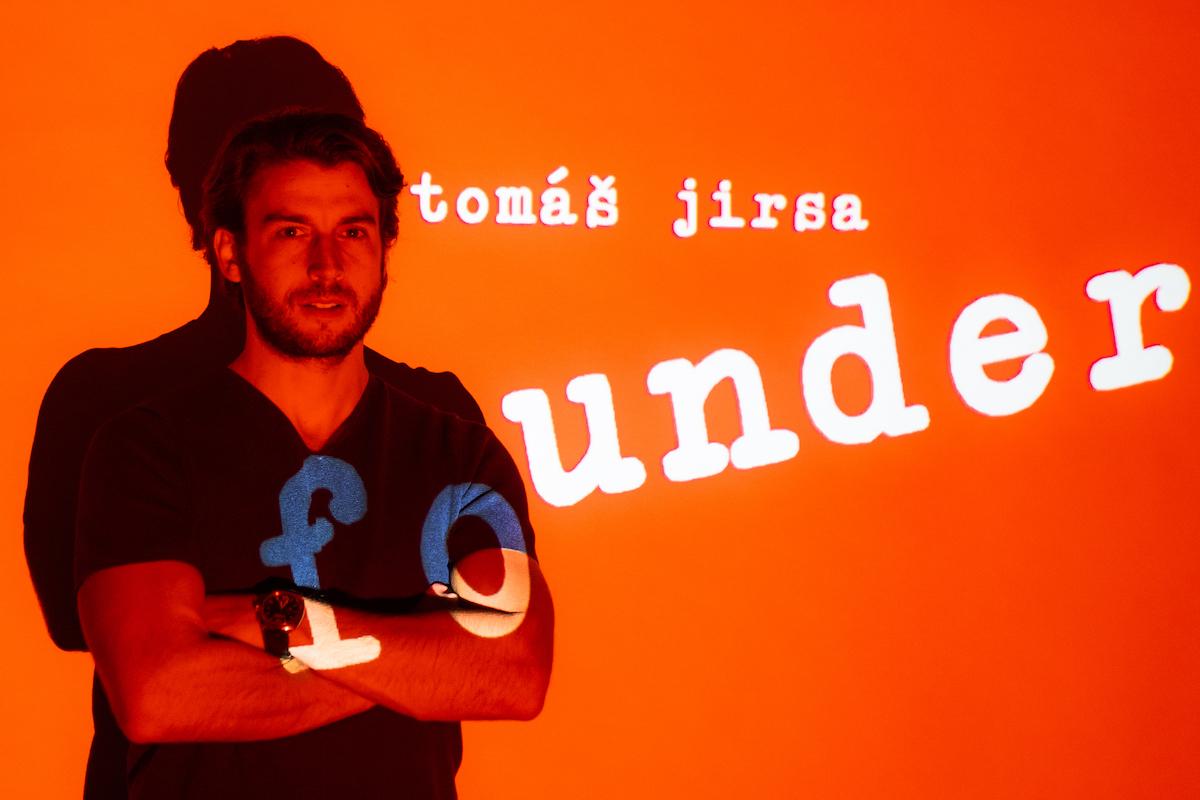 Tomáš Jirsa, zakladatel značky katz83.Foto: Natalie Kubenk