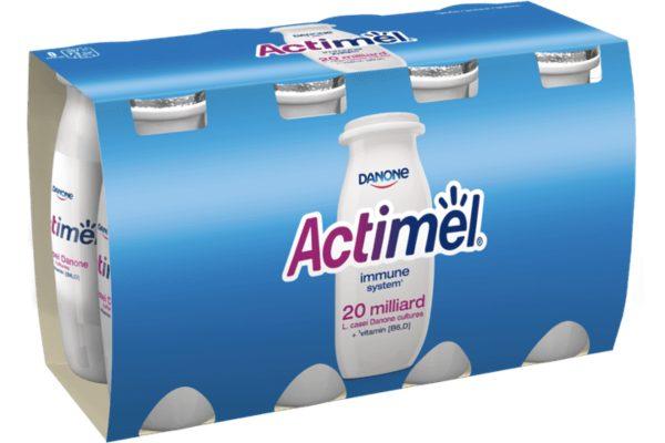 Značka Actimel rozšířila spolupráci s Konektorem