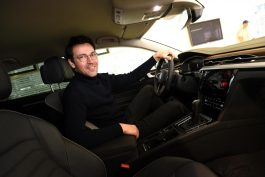 Vedle Samsungu se Hejlík stává tváří Volkswagenu