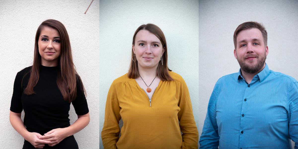Nové tváře v agentuře IMPnet
