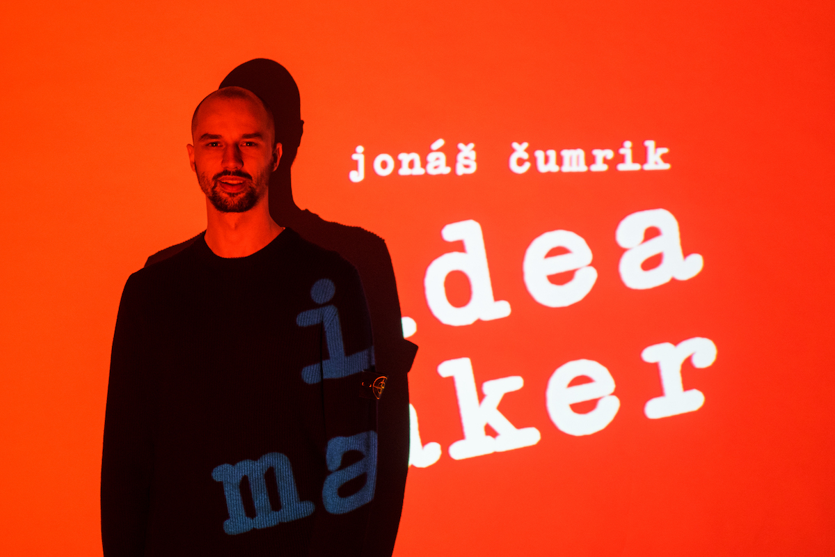 Jonáš Čumrik, idea maker Katz83. Foto: Natalie Kubenk