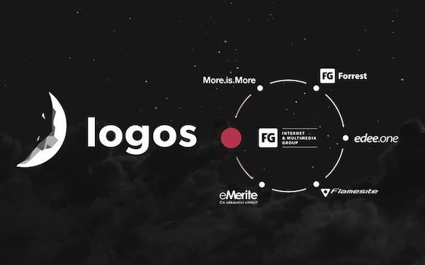 Struktura skupiny FG, včetně nově zapojené Logos Agency