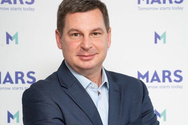 Výrobce Mars na českém trhu nově řídí Jan Sikora, střídá Ursulu Irwin