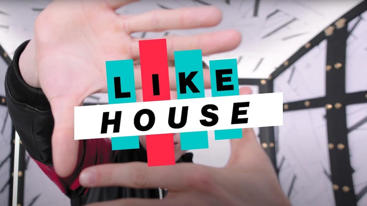 Vizuál reality show Like House