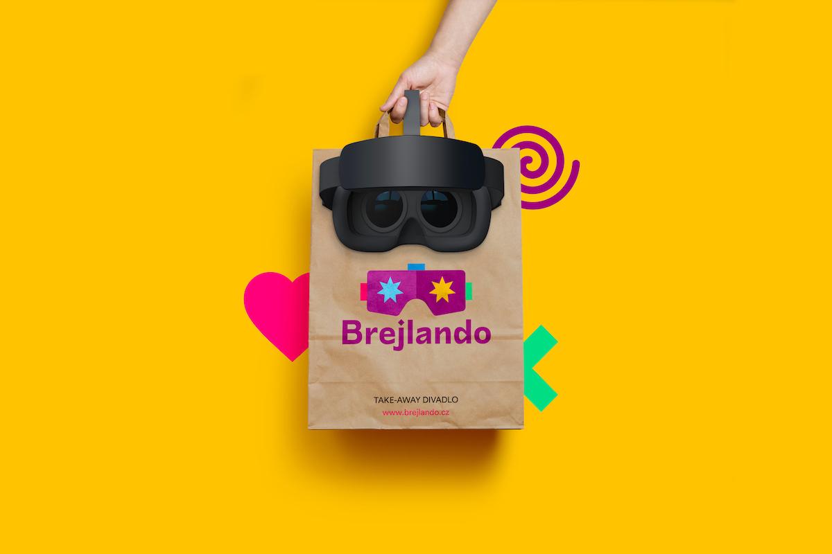 Klíčový vizuál služby Brejlando