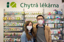 Digitalizaci Chytré lékárny zajišťuje Cognito